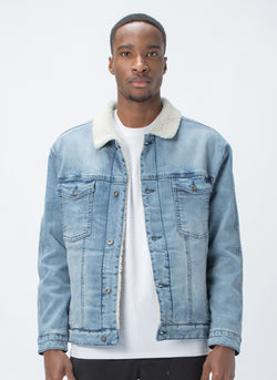 B.Rigid Sherpa Stone Blue