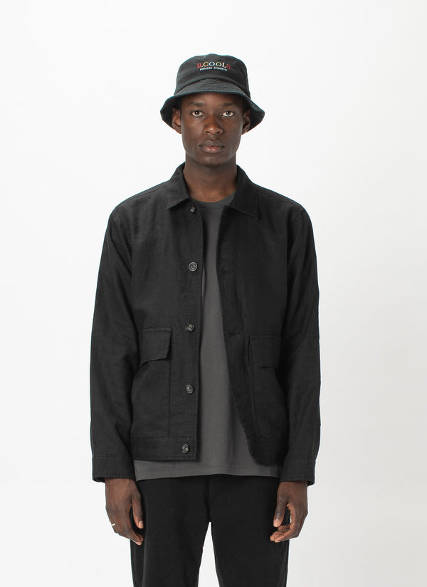 Panama Jacket Black