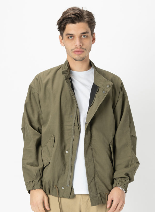 B.Enlisted Jacket Khaki
