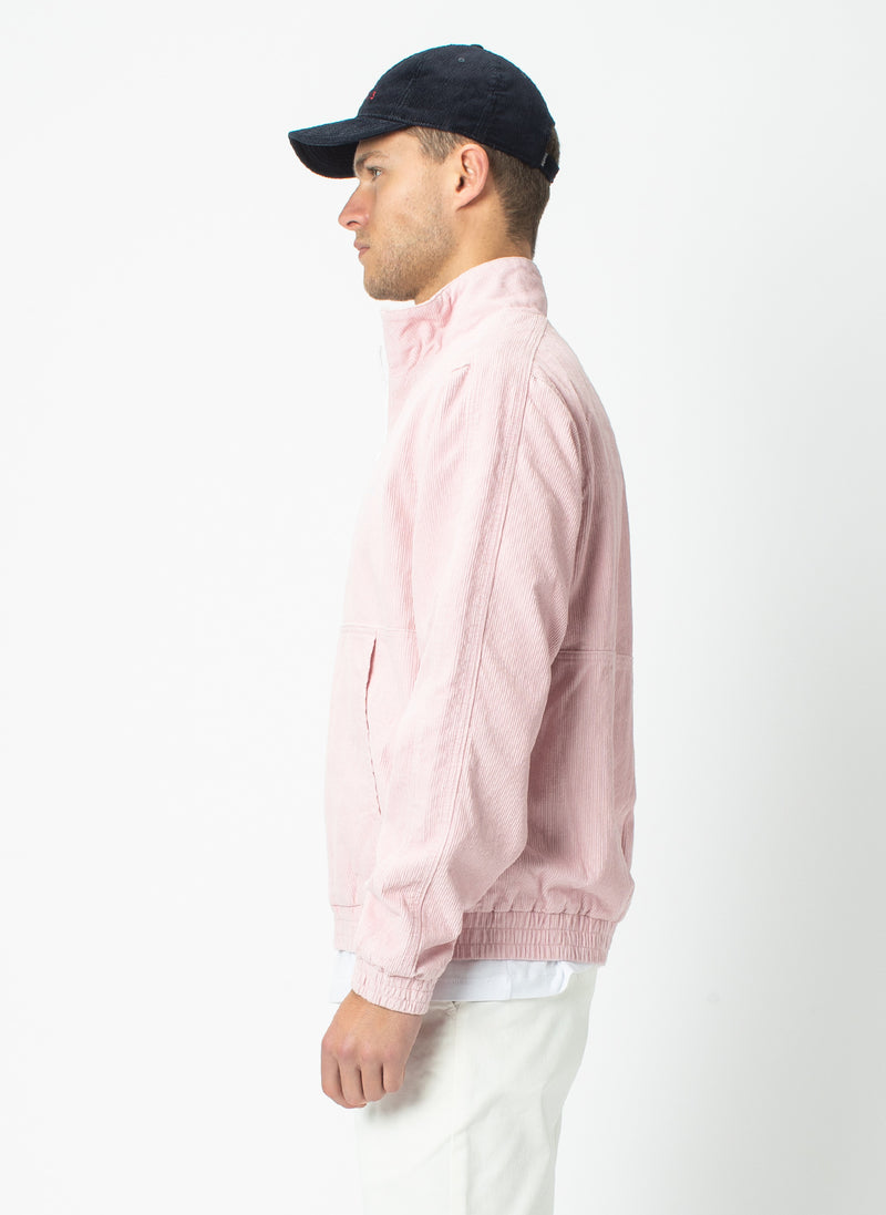B.Quick Track Jacket Pink Cord