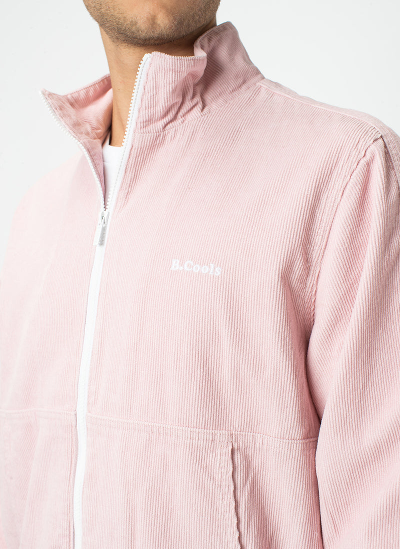B.Quick Track Jacket Pink Cord - Sale