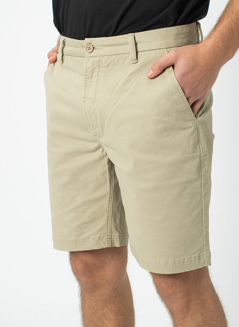 B.Relaxed Short Tan