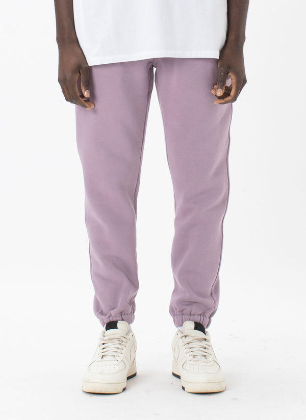 Badge Sweatpant Lilac