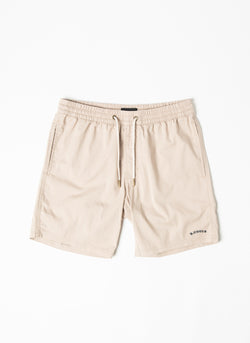 "Amphibious 17"" Short Tan"