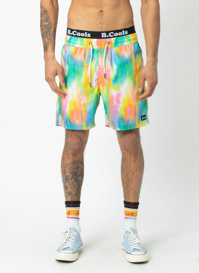 "Amphibious 17"" Short Rainbow - Sale"