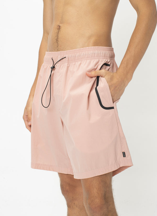 Resort Tech Short Pink
