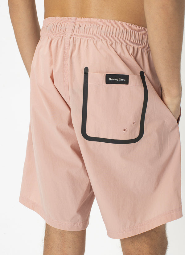 Resort Tech Swim Short Pink