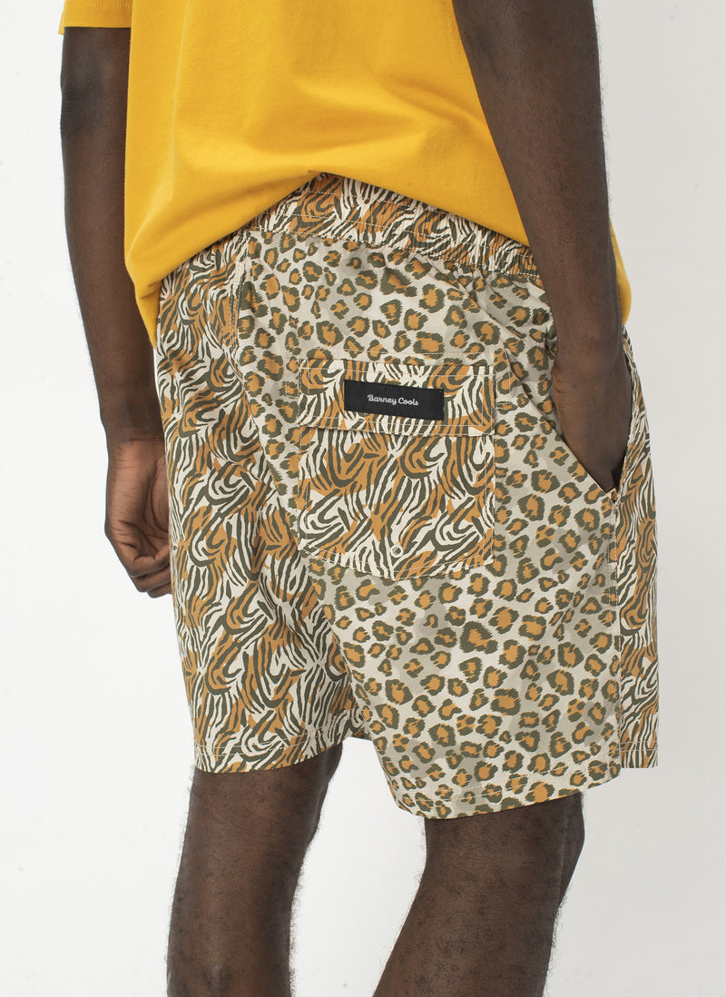 "Amphibious 17"" Swim  Short Safari"