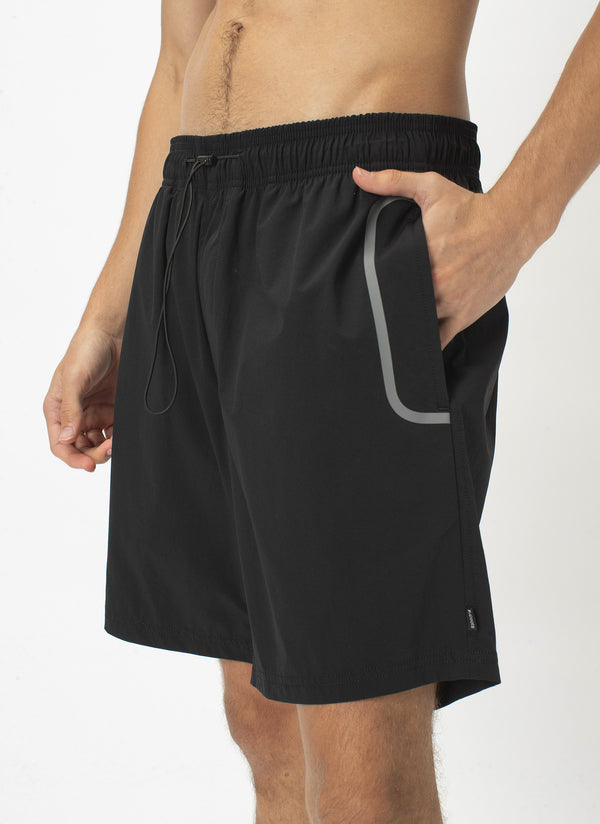 Resort Tech Short Black