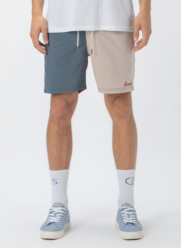 "Amphibious 17"" Swim  Short Colour Block - Sale"