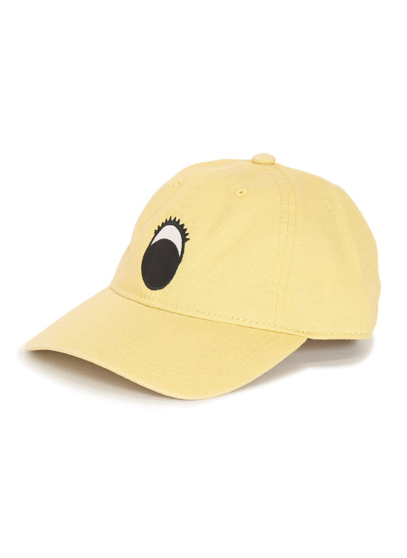 Eye Curve Brim Lemon
