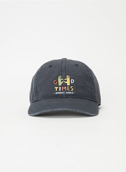 Good Times Curve Brim Navy