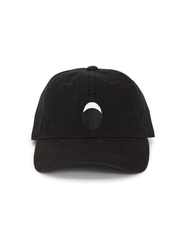 Eye Curve Brim Washed Black - Sale