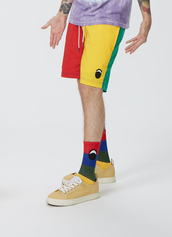 Gerald Sock Colour Block