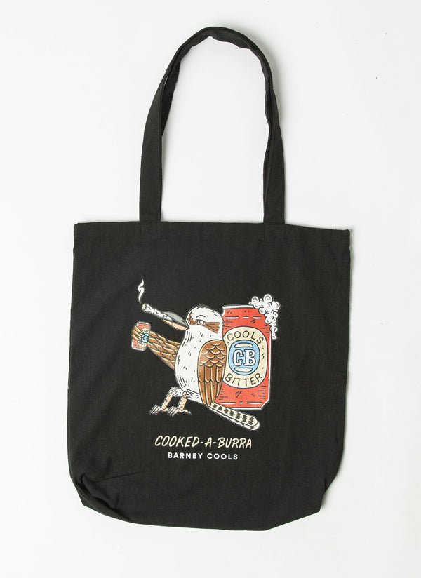 BC Cooked-A-Burra Tote Black