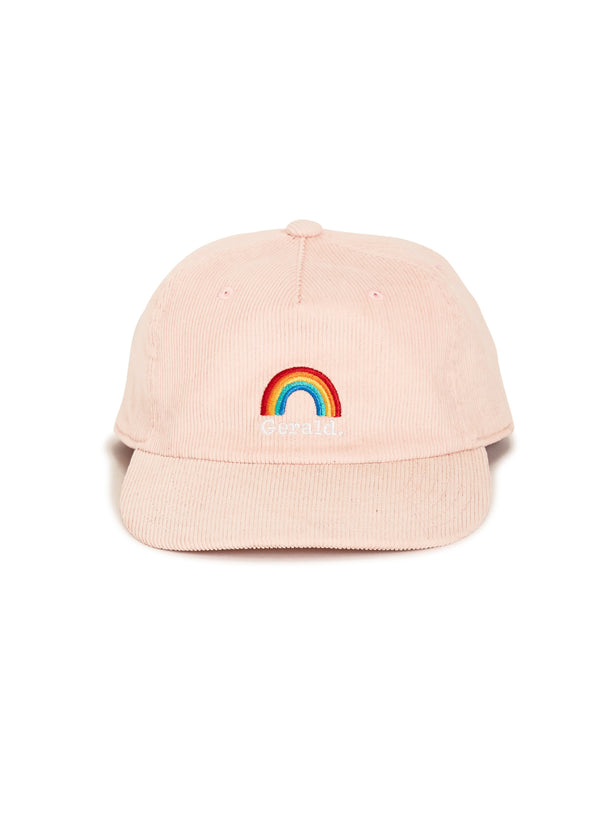 Rainbow 5-Panel Pink Corduroy - Sale
