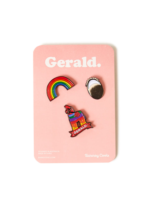 Gerald Pins Assorted - Sale