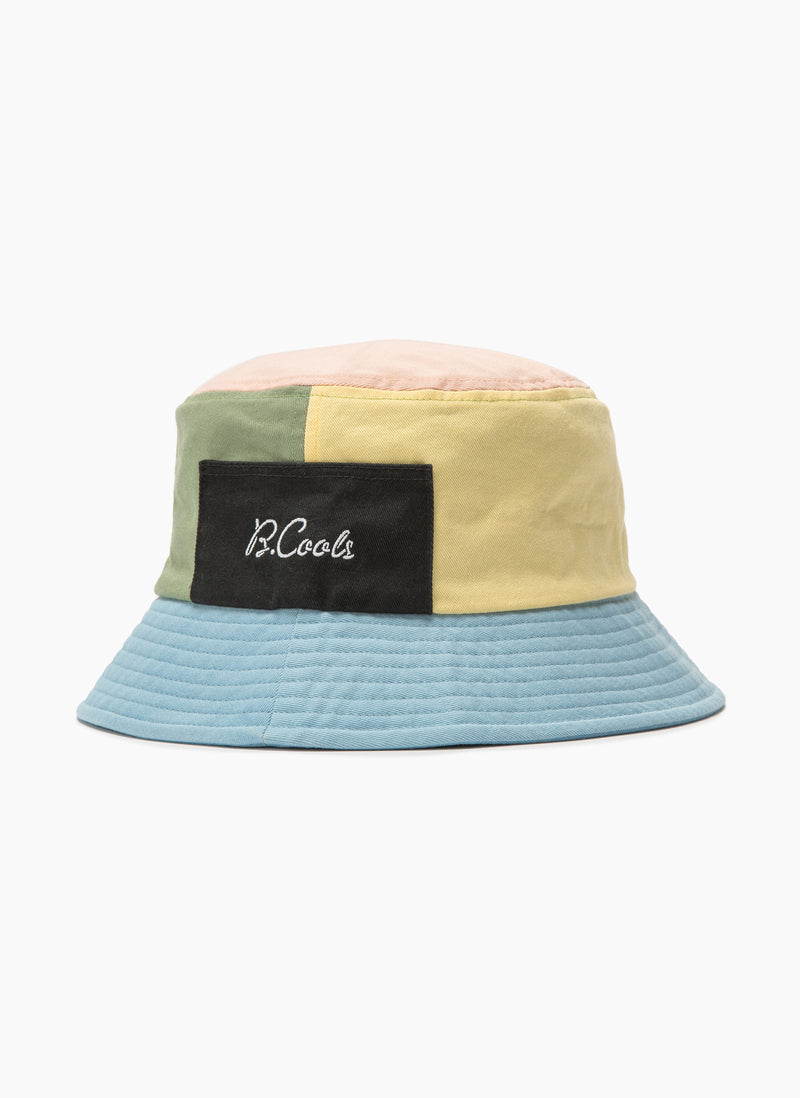 Poolside Bucket Colour Block