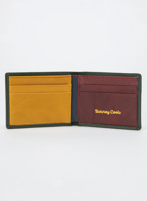 Bi-Fold Wallet Colour Sport