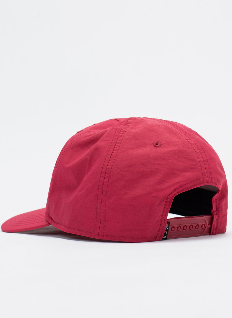 B.Cools Nylon Snapback Red