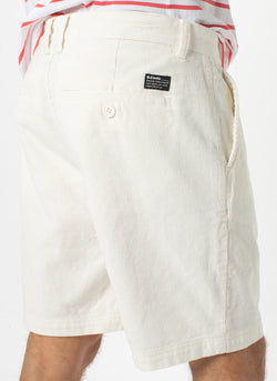 B.Relaxed Short White Cord