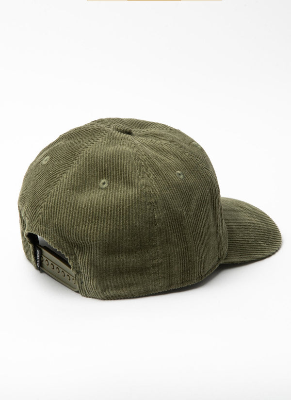 Cheers Mate 5-Panel Olive Cord