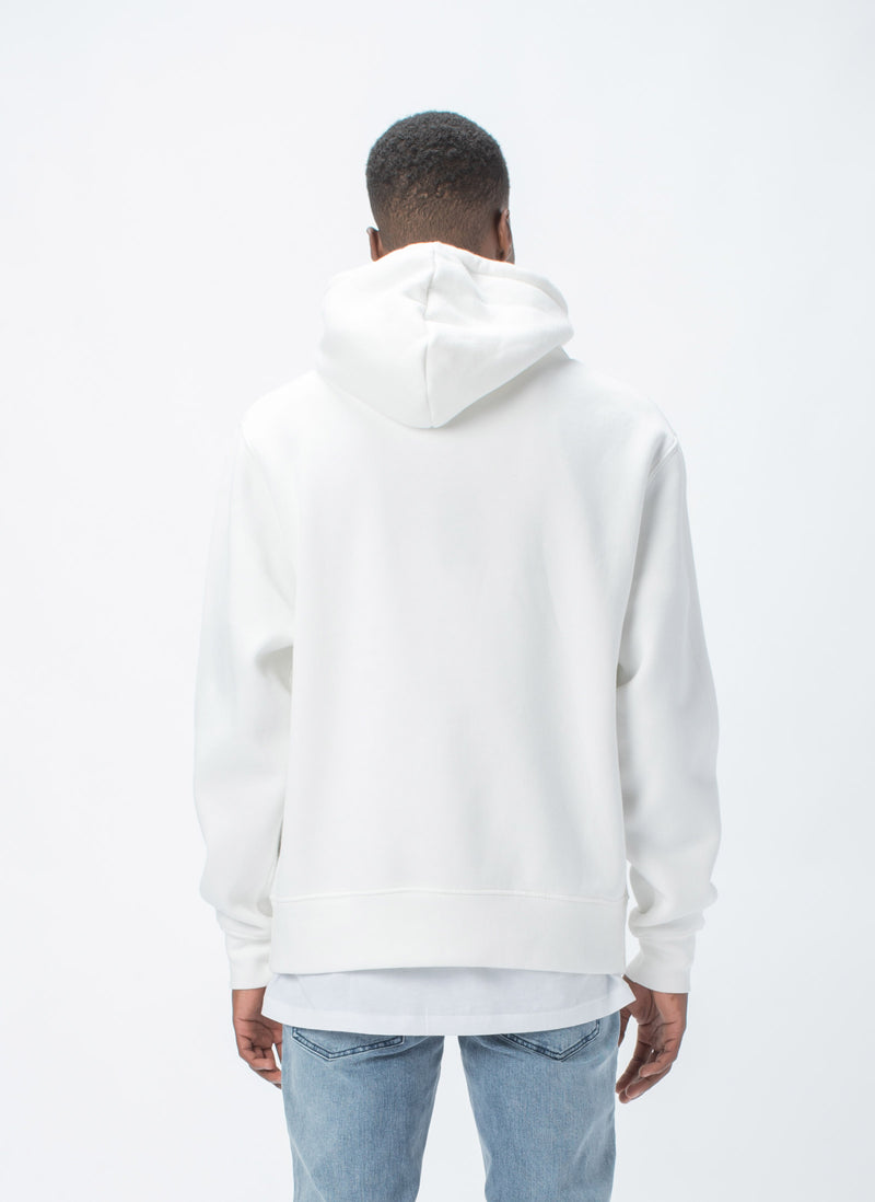 Cools Hood Sweatshirt White