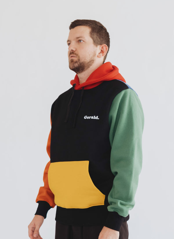 Gerald Hood Colour Block