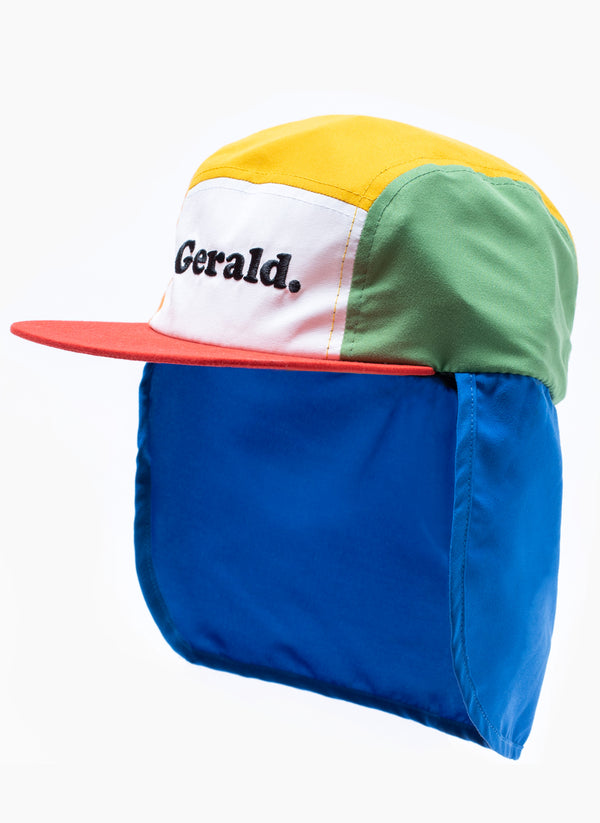 Gerald Legionnaires Hat Colour Block