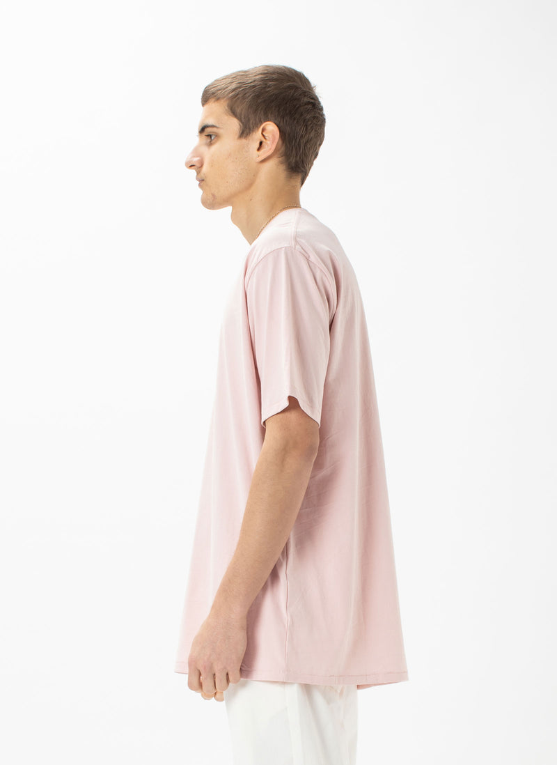 Leisure Club Tee Pink