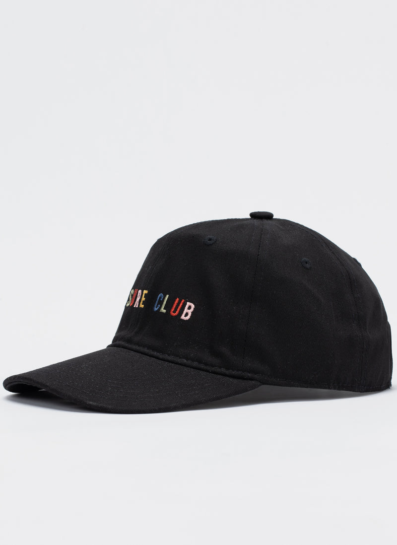 Leisure Micro Hat Black