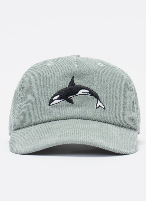 Orca Cord 5-Panel Teal