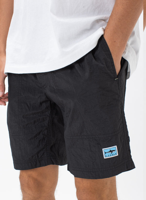 B.Quick Short Black