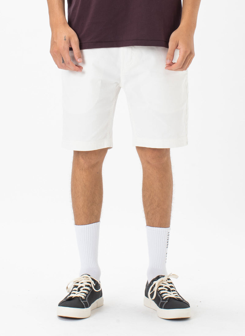 B.Relaxed Short White
