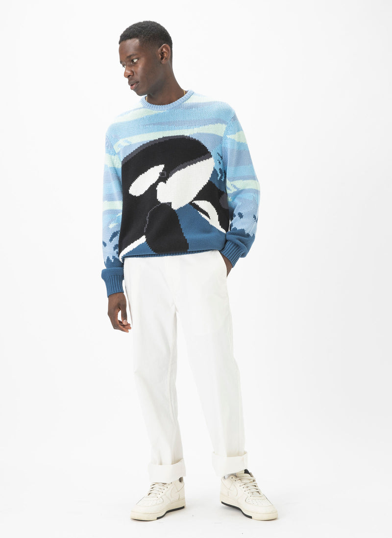 Crew Knit Orca