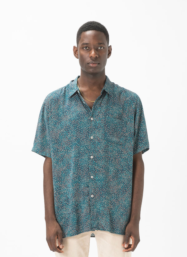 Holiday Short-Sleeve Shirt Ditzy
