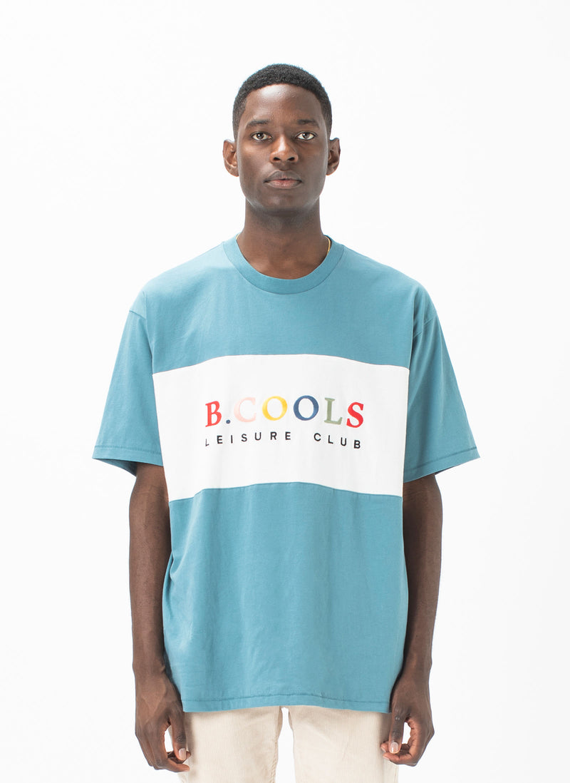 Leisure Club Homie Tee Teal