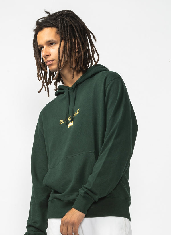 B.Cools Flag Hood Sweatshirt Forest