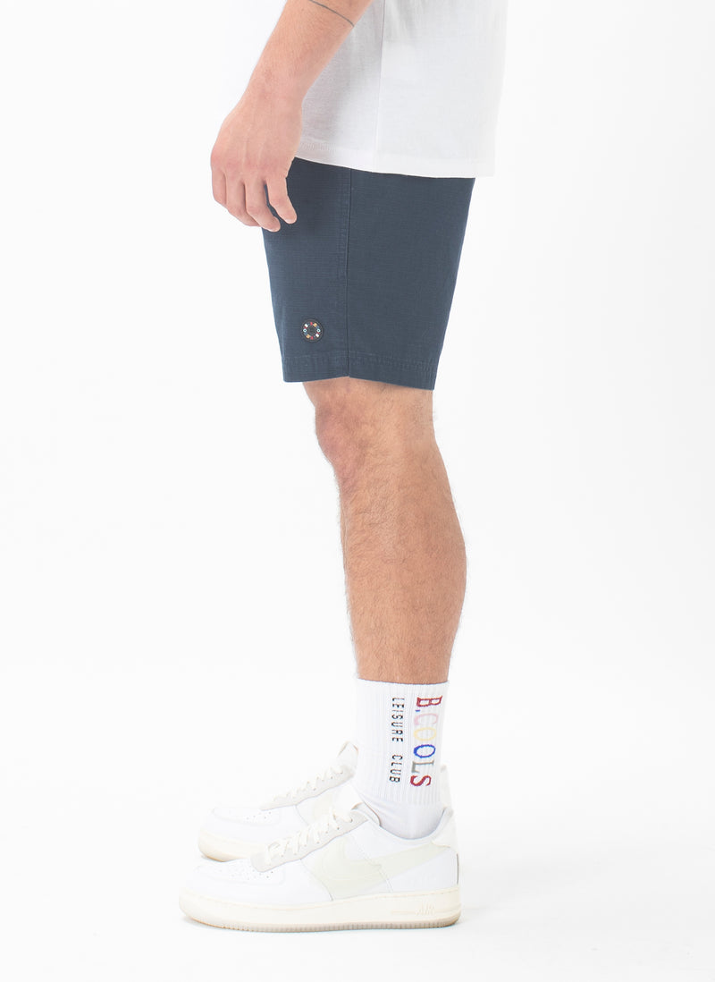 B.Quick Short Navy Ripstop