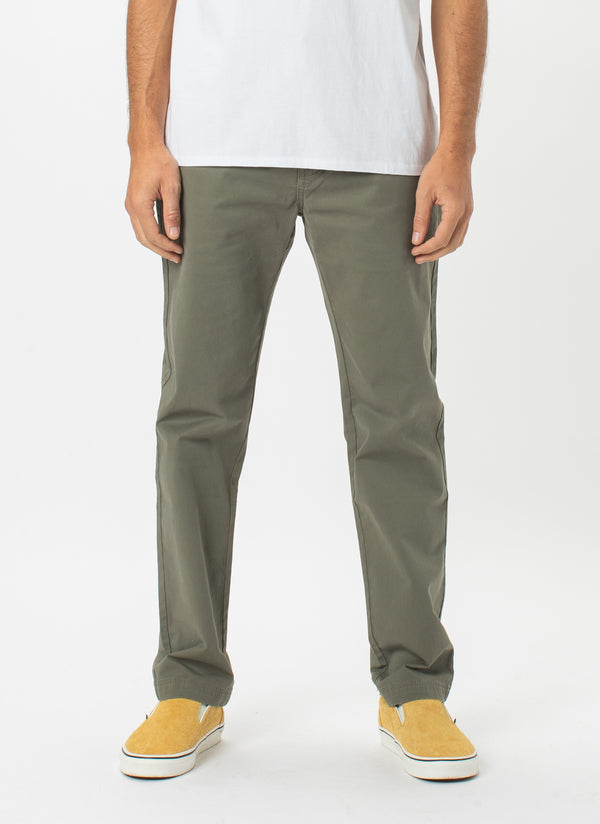 B.Relaxed Chino Sage