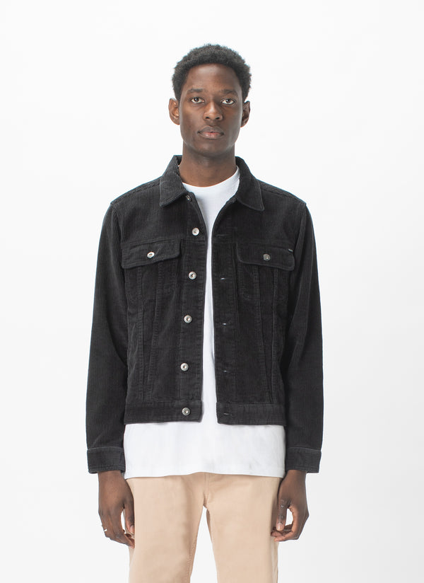 B.Rigid Jacket Black Cord