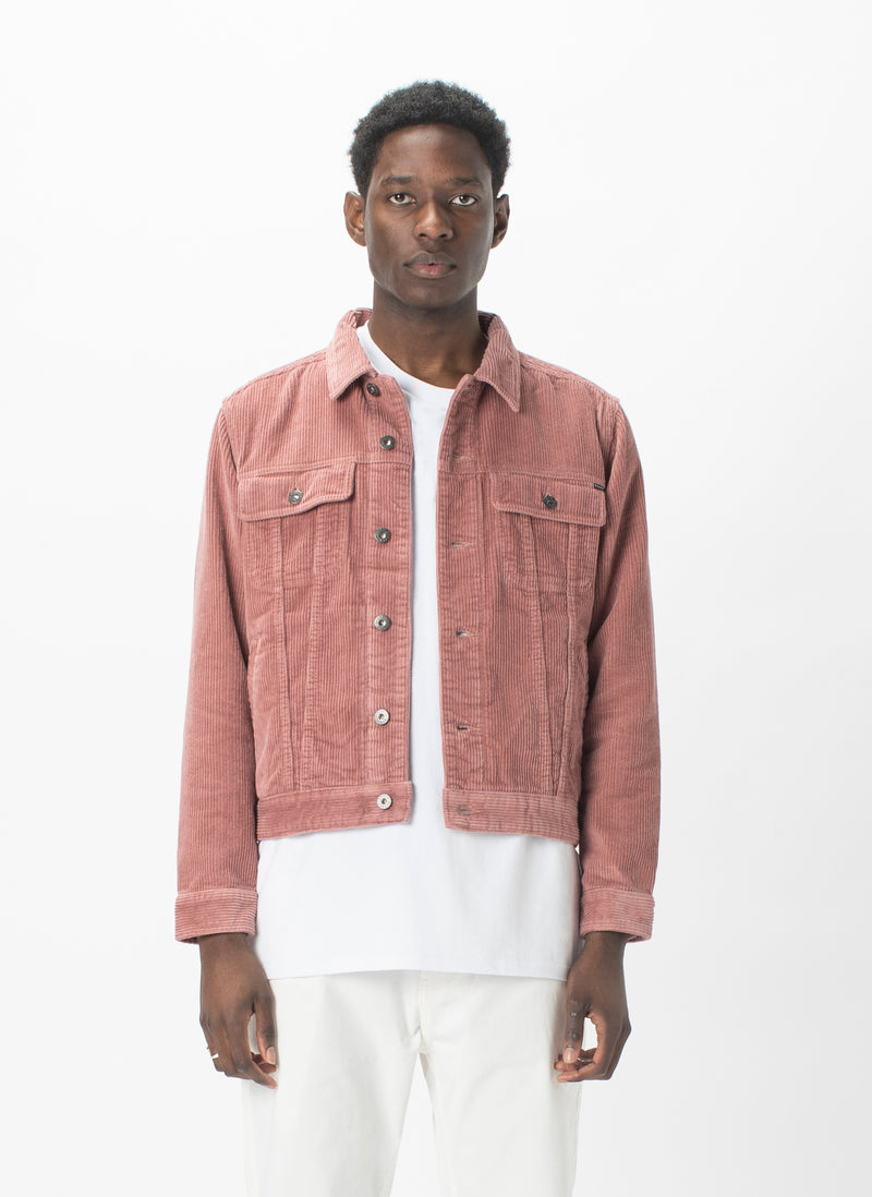 B.Rigid Jacket Rose Cord