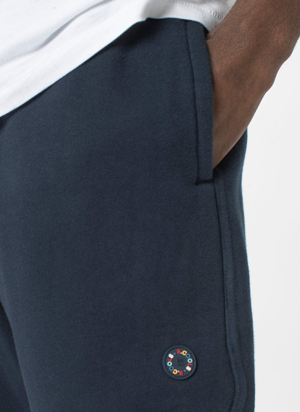 Badge Sweatpant Slate