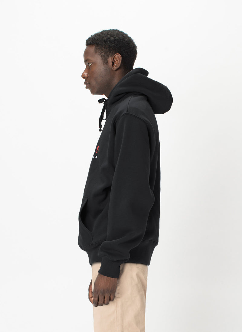 Leisure Club Hood Black