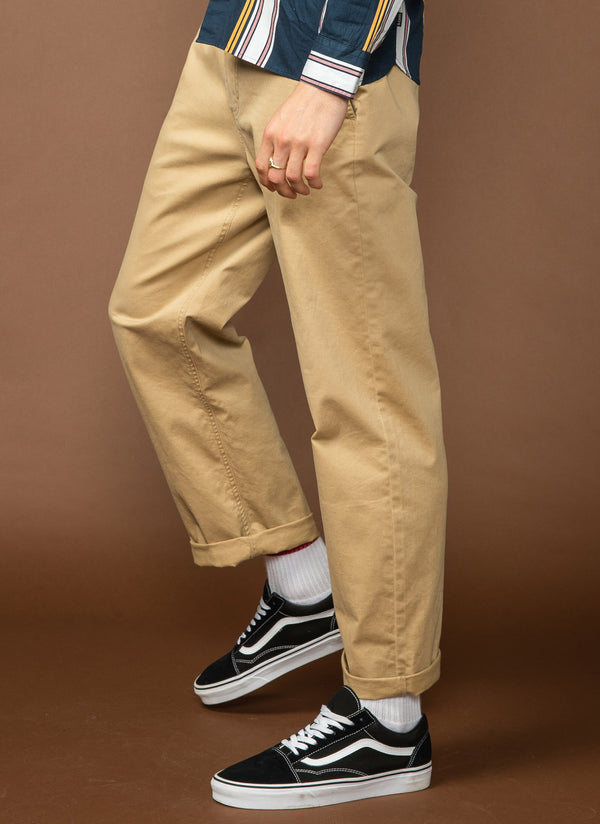 B.Boxy Pant Tan - Sale