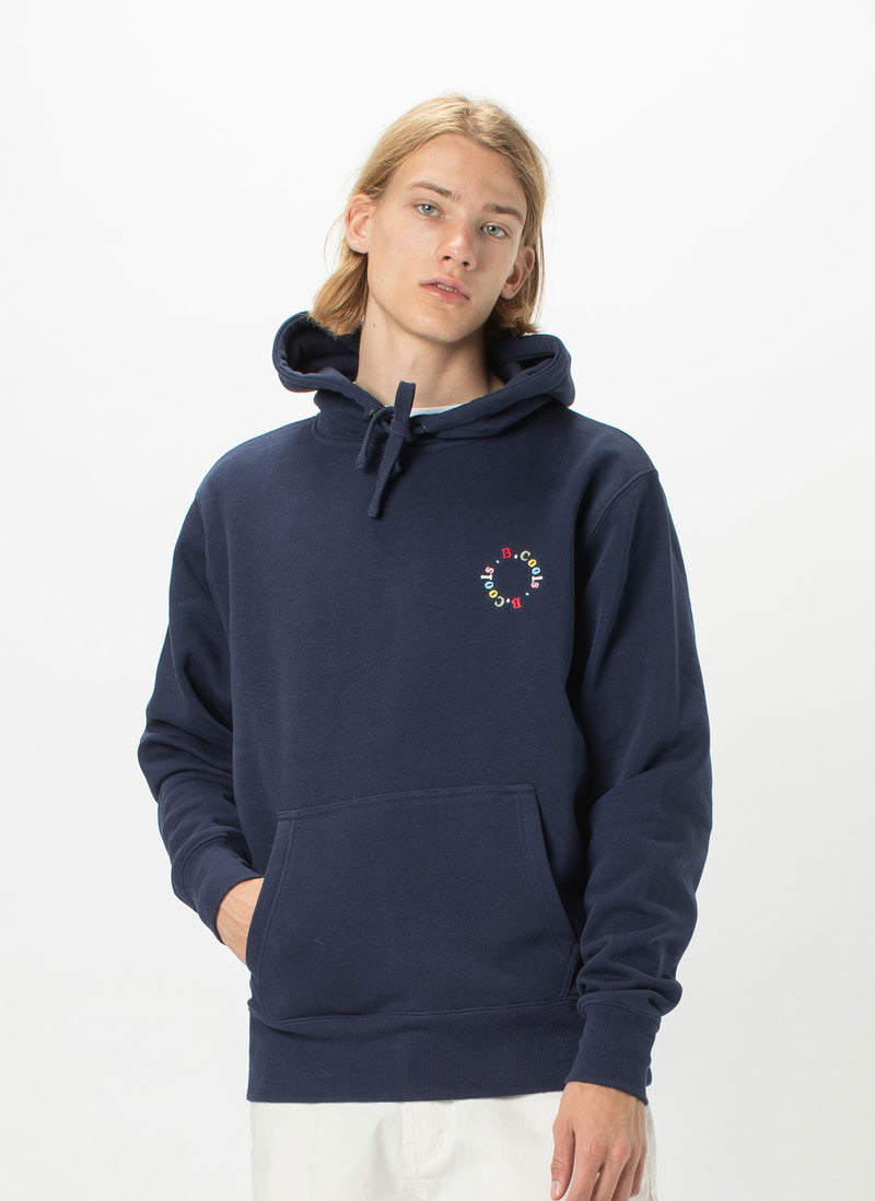B.Cools Circle Hood Navy - Sale