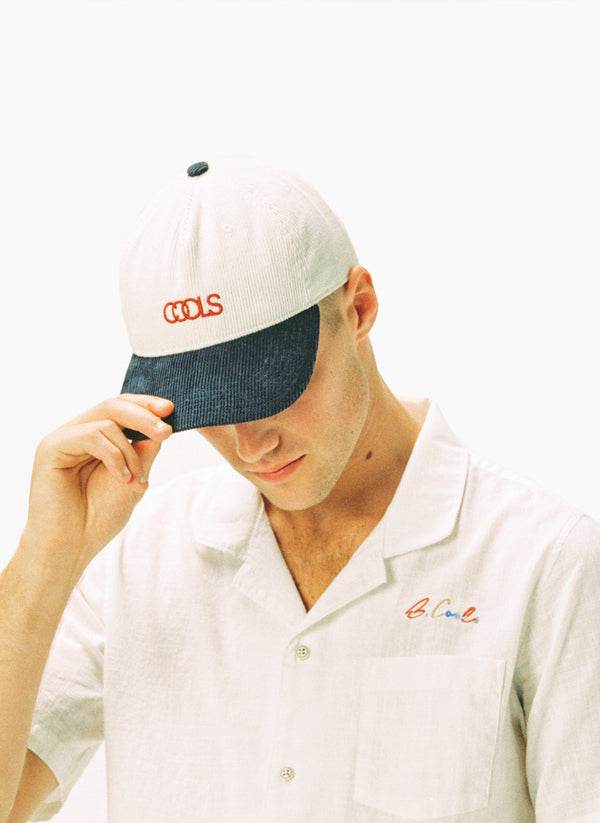 Cools Cord 5-Panel Stone Cord