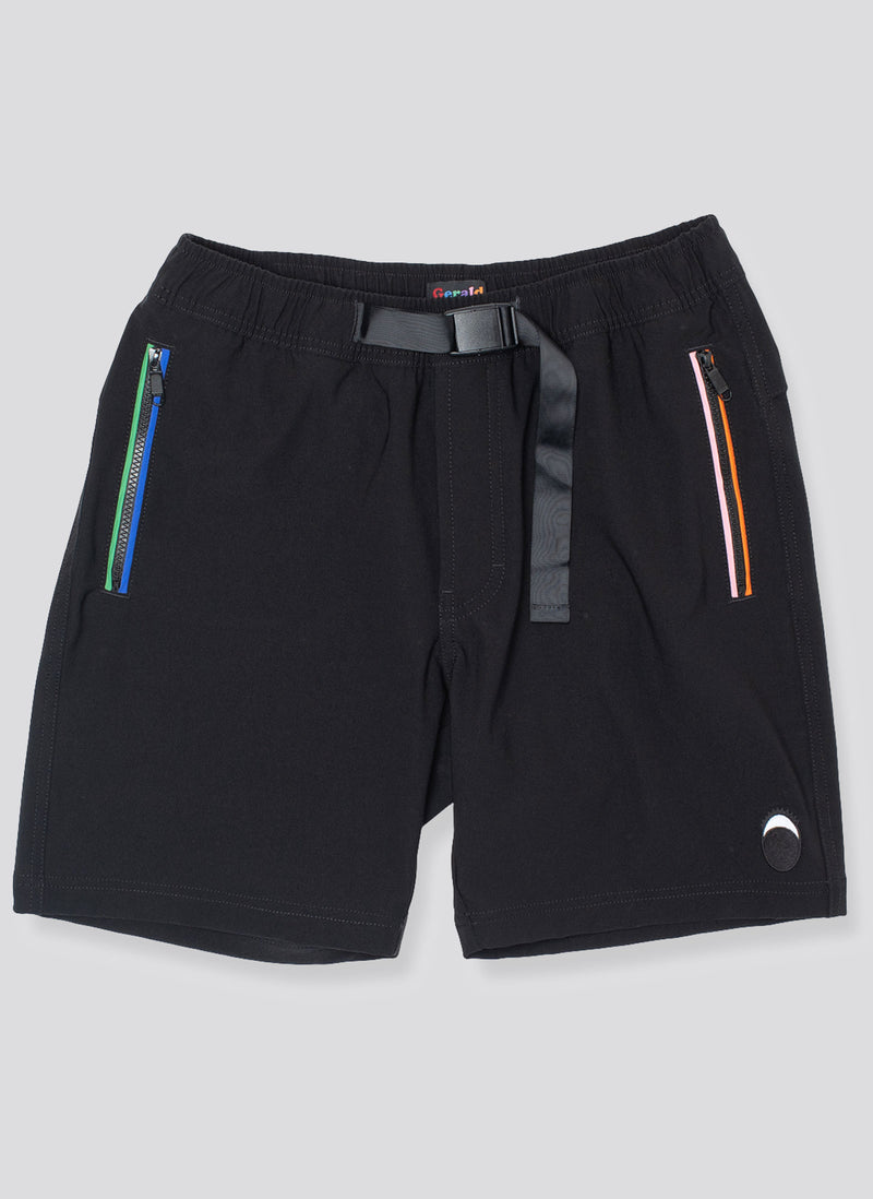 Gerald Eye Short Black