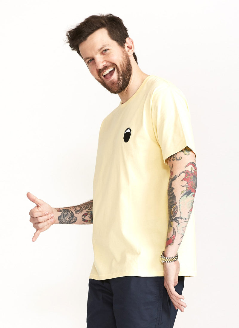 Eye Tee Lemon - Sale