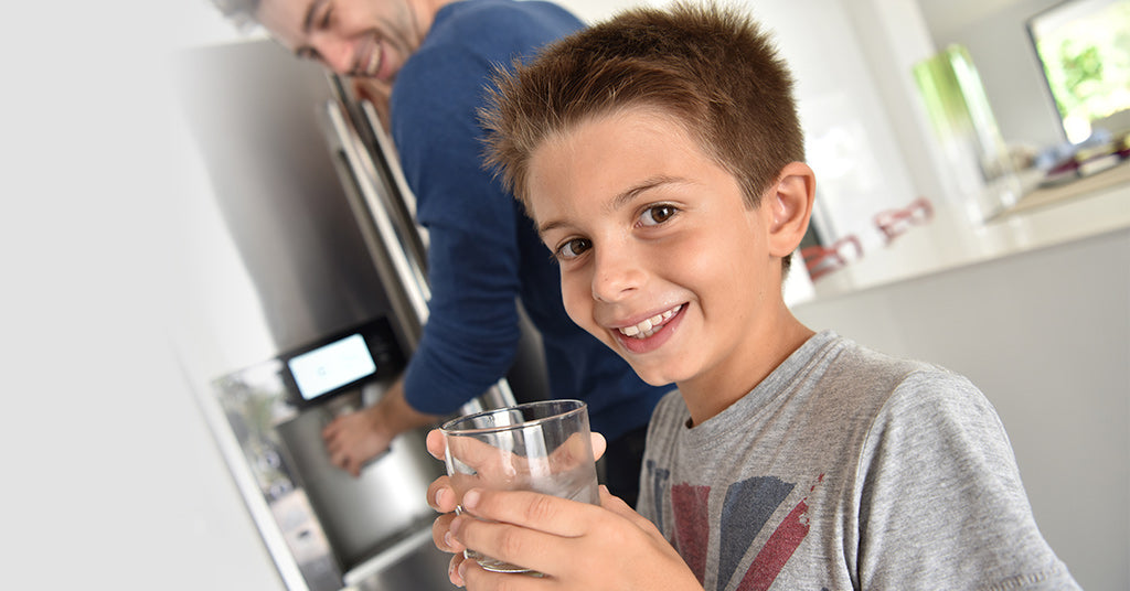 A Healthier Life Starts With Clean Water